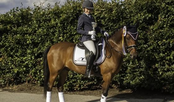 Limburgse kampioenschappen Lize van de Heuvel